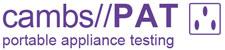 Cambs PAT Logo